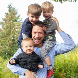 Chason Hendryx Family